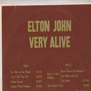 Elton John - Very Alive download free