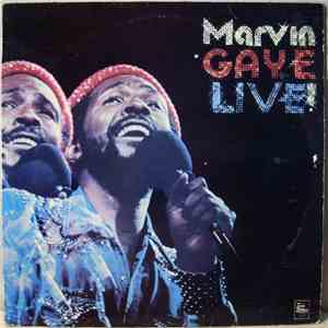 Marvin Gaye - Marvin Gaye Live! download free