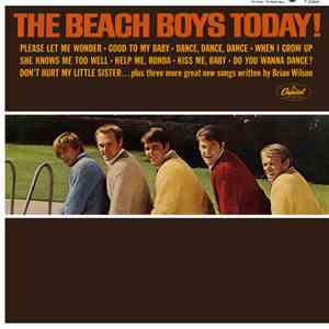 The Beach Boys - The Beach Boys Today! download free