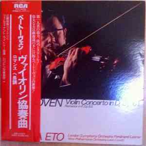 Toshiya Eto - The London Symphony Orchestra - New Philharmonia Orchestra - Ferdinand Leitner - Dr. Leonard Lovett - Ludwig van Beethoven - Violin Concerto In D, Op. 61 / Romance In F. Op. 50 download free
